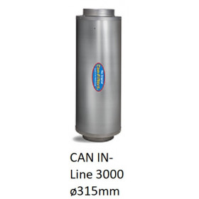 CAN In-Line Filter 3000 (3000-3300m³/h) ⌀ 315mm