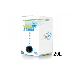 Wipe & Clean cubi 20L