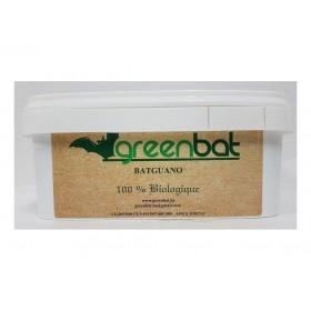 Guano de chauve-souris 3 kg Greenbat poudre en pot