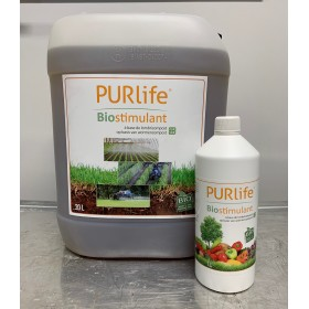 PUR life biostimulant à base de lombricompost 20L