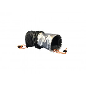 Chaussette double pour passage des câbles 70mm Ø