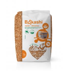 Bokashi démarreur sac de 2kg