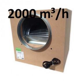 ISOBOX MDF 2000m³/h