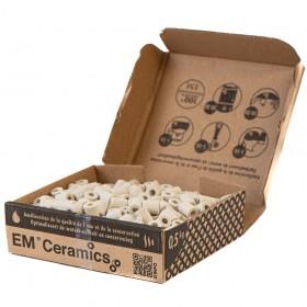 Perles EM Ceramics grises 500g