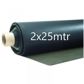 Bache d'étang PVC 2mtr x 25mtr
