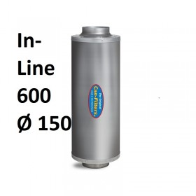 CAN In-Line Filter 600 (600-800m³/h) (Ø 150mm)