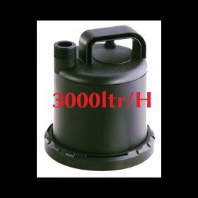 Pompe à Eau Sicce Ultra Zero (3000ltr/h)