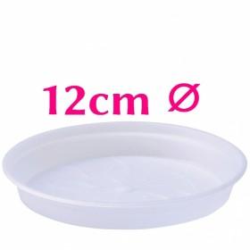 Soucoupe pour Pot Orchidée 12cm ⌀