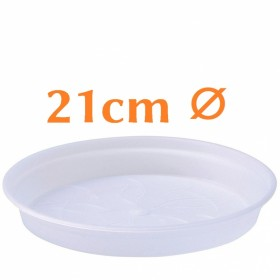 Soucoupe pour Pot Orchidée 21cm ⌀
