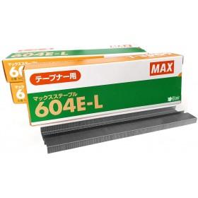 Agrafes MAX 604E-L