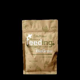 BioGrow - 500 gr - Greenhouse Feeding Powder