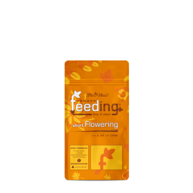 Short Flowering - 125 gr - Greenhouse Feeding Powder
