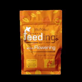 Short Flowering - 2.5 kg - Greenhouse Feeding Powder