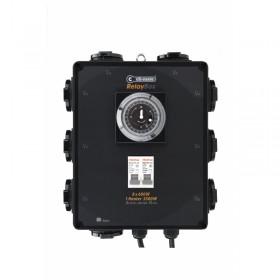 Climate VOI-Box 4x600w + heating plug