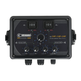 Climate TwinController HUMI 12+12Amp