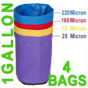 Bubble Ice 4 Bags 20ltr (230-120-75-25m)