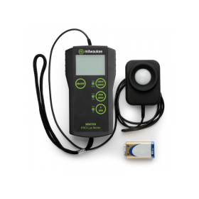 Luxmètre portable MW700 PRO Milwaukee