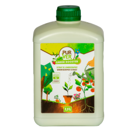 Green Booster biostimulant à base de lombricompost 1,5L