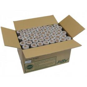 Jiffy Plug Box (x1000pc)
