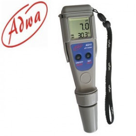 Testeur pH/T° Adwa AD11 Waterproof
