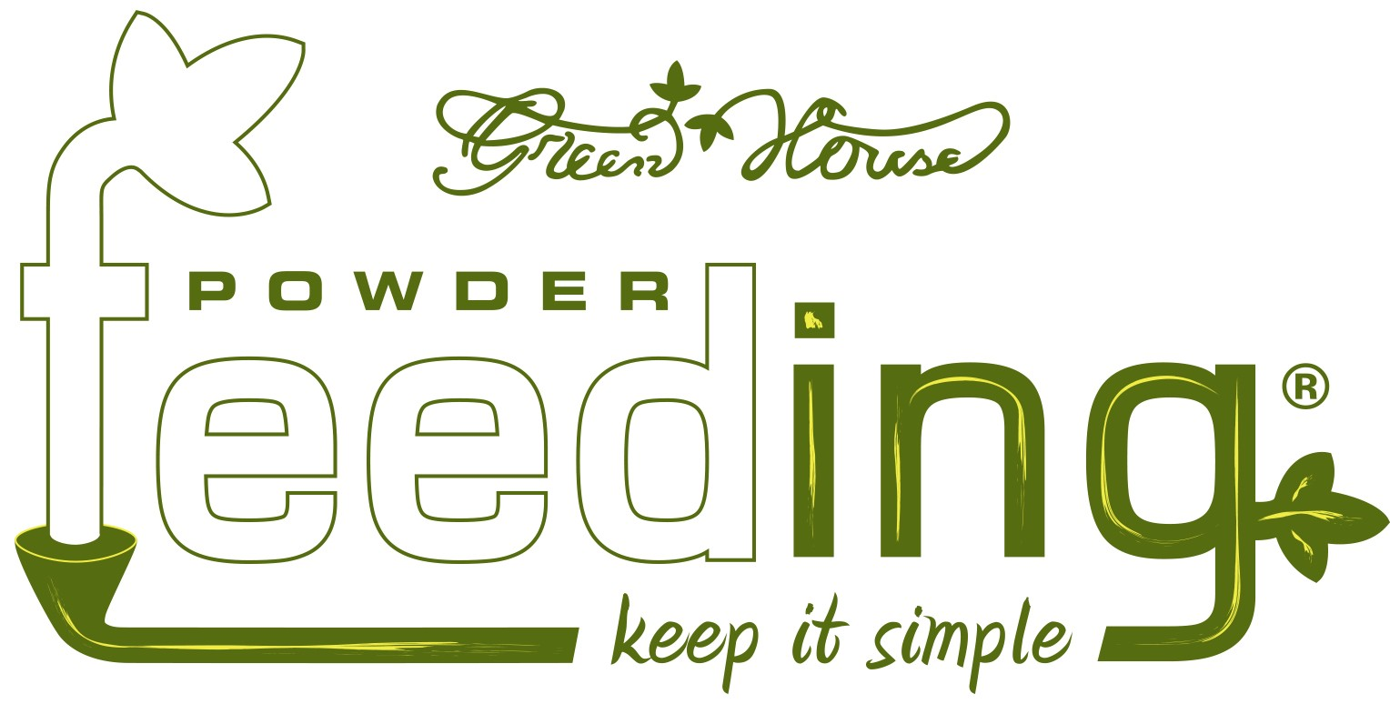 Green House Powder Feeding